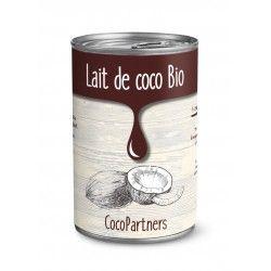 Latte di cocco bio (400ml)