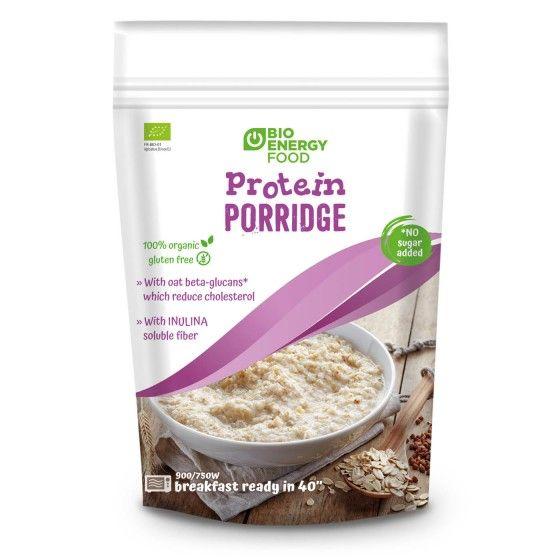 Porridge protéiné biologique 225g