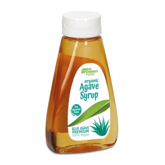 Sirop d'agave biologique...