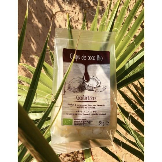 Chips de coco biologique (50g)