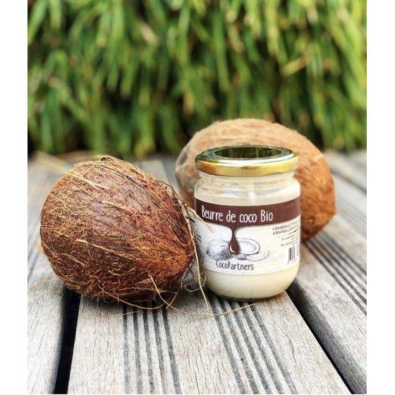 Beurre de coco biologique (200g)