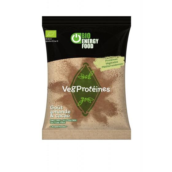Veg protein : Organic protein preparation (50g)