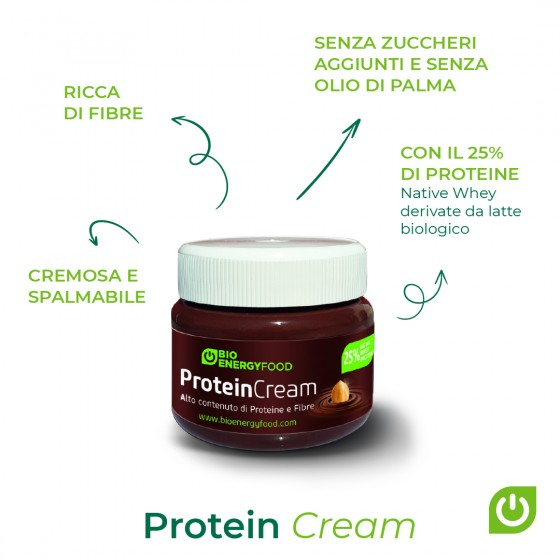 Organic spread cream (200g)