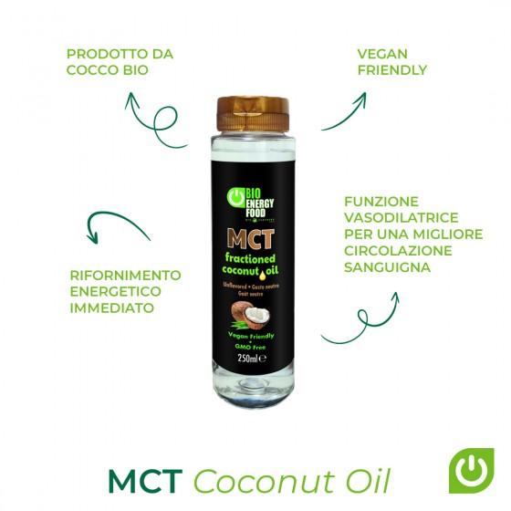 Organic MCT fractionated...