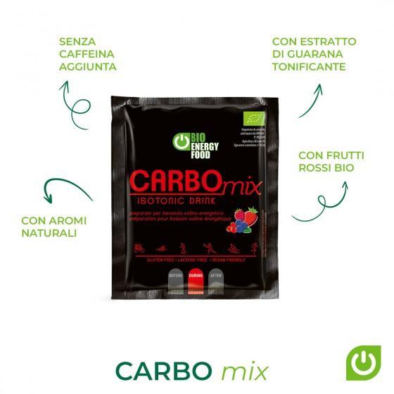 Organic Carbomix single...