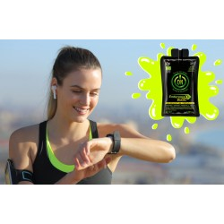 Organic lime & grapefruit endurance gel (50ml)