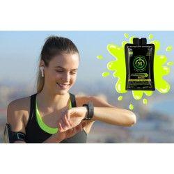 12 Organic lime & grapefruit endurance gel (50ml)