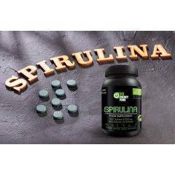 Spiruline en comprimés biologique (125g)