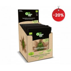 12 Veg protein : Organic...