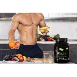 Veg Force : Organic vegan protein (750g)